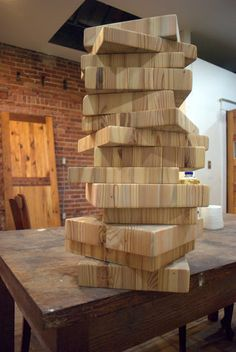 DIY - Make your own butcher block  Side Project: End Grain Cutting Boards | THE JARBOE INITIATIVE