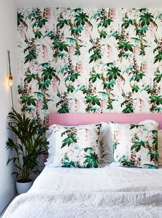 botanical bedroom mi