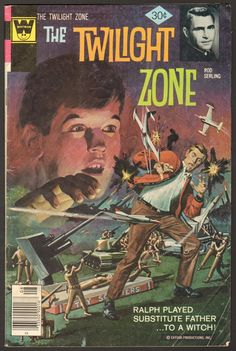 The Twilight Zone Comic #79  Publisher: Gold Key Comics  Date: August 1977