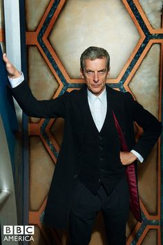 Can't wait to see the 12 doctor