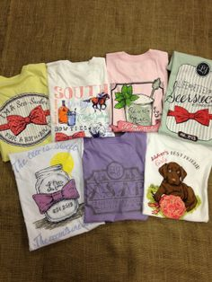 Everybody's favorite t-shirt line…Lauren James! We are loving these! Come get yours in-store today!