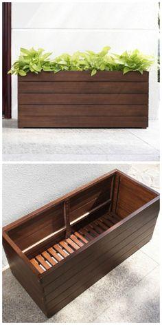 How To Make A Diy Modern Planter Box For Under 40 Diy 400 x 300