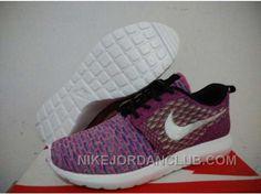 http://www.nikejordanclub.com/nike-roshe-run-flyknit-womens-purple-white-shoes-b3jqb.html NIKE ROSHE RUN FLYKNIT WOMENS PURPLE WHITE SHOES B3JQB Only $72.00 , Free Shipping!
