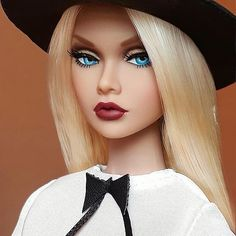 Bad Barbie, Barbie Hair, Beautiful Barbie Dolls, Pretty Dolls, Barbie Tumblr, Custom Monster High Dolls, Poppy Parker, Barbie Fashionista, Cute Girl Outfits