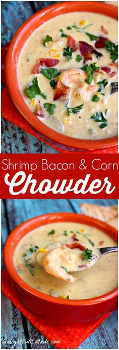 Seafood Dishes, Seafood Recipes, Soup Recipes, Cooking Recipes, Healthy Recipes, Chowder Recipes, Bacon Recipes, Kitchen Recipes, Delicious Recipes