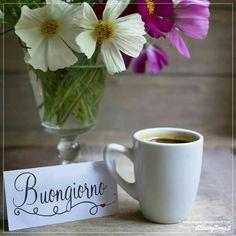 Good Morning Good Night, Mugs, Tableware, Sicilian, Drink, Facebook, Google, Animals, Phrases In Italian