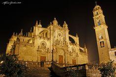 Catedral de Jerez de la Frontera by Alfonso Gordon, via Flickr