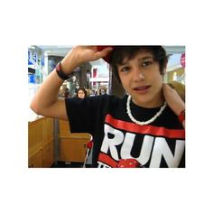 OMG austin mahone my love <3 ❤ liked on Polyvore featuring austin mahone