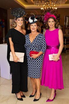 Alex Byrne, Sandra Byrne and Lorna Muldoon. Celebrity Gossip, Ladies Day, Beautiful Women, Lady, Fine Women