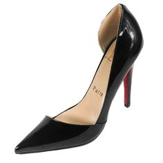 Christian louboutin Black Pumps- one day these babies will be mine!