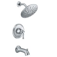 Dartmoor Pressure Balance Tub and Shower Faucet with Lever Handle