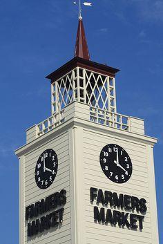 Fairfax Farmers Market - LA