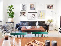 Beautiful functionalist apartment - NordicDesign
