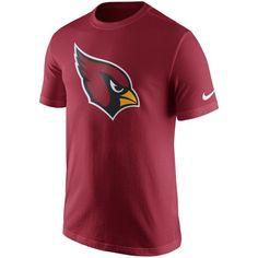 Arizona Cardinals Nike Essential Logo T-Shirt - Cardinal - $27.99