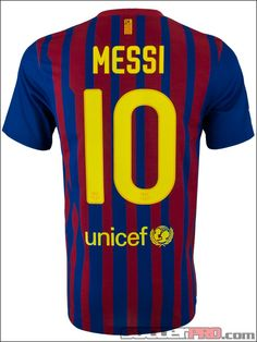 Nike Barcelona Messi Home Jersey Barcelona Shirt, Barcelona Jerseys, Fc Barcelona, Messi 10, Fit Women, Soccer, Football, Gift Ideas, Nike