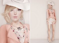 ♥209 by Nati Williams {Inspire Your Look} ◡‿◡✿, via Flickr