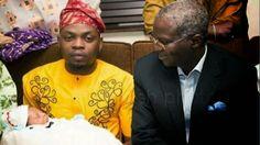Welcome to Sabi 9ja's Blog: Olamide Celebrates Son's Naming Ceremony with Gov....