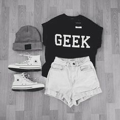 Image via We Heart It https://weheartit.com/entry/157891920/via/5001736 #amazing #awesome #blouse #clothes #cool #cute #denim #fashion #geeky #girl #gorgeous #hipster #outfit #outfits #perfect #short #style #summer #tumblr #girlsoutfit