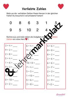 314 best Mathematik Unterrichtsmaterialien images on Pinterest