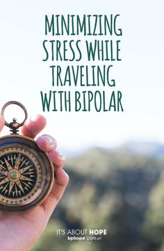 """Minimizing Stress While Traveling With Bipolar"" Melody Moezzi ""When you want to go and enjoy your vacation, bipolar sneaks into your suitcase and insists on coming with you. Bipolar Disorder Facts, Bipolar Memes, Bipolar Symptoms, Living With Bipolar Disorder, Psychology Disorders, Depression Symptoms, Anxiety Disorder, Mental Illness Facts, Bipolar Awareness"