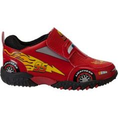 Buy Disney Cars Boys' Trainers - Size 8 at Argos.co.uk - Your Online Shop for Boys' footwear.