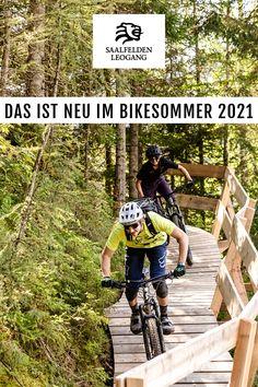 2020 wurde fleißig gebaut, gereshaped und experimentiert! So gibt's auch 2021 Neues aus der Bikewelt in Saalfelden Leogang zu berichten. Wir stellen euch alle Neuheiten hier einmal kurz und knackig vor! Bike News, News
