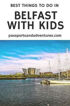 Belfast has a lot to offer families and in this post you can learn 10 of the best things to do in Belfast with kids along with gaining some hints and tips for visiting this Northern Ireland city as a family. Road Trip With Kids, Travel With Kids, Family Travel, Europe Travel Guide, Travel Guides, Travel Destinations, Northern Ireland Cities, Ireland With Kids, Copenhagen Travel