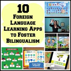 10 Apps to Help Teach Your Kid a Foreign Language
