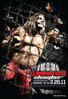 WWE Elimination Chamber 2011 (2011) | http://www.getgrandmovies.top/movies/27481-wwe-elimination-chamber-2011 | Elimination Chamber (2011) was PPV presented by the National Guard,[5] which took place on February 20, 2011 at the Oracle Arena in Oakland, California. It was the second annual Elimination Chamber event.  2 Elimination Chamber matches took place. the first, for the World heavyweight Championship, featured defending champion Edge against Rey Mysterio, Kane, Drew McIntyre, Big…