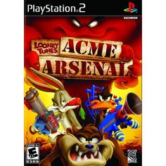 #Christmas Other Information Looney Tunes: Acme Arsenal - PlayStation 2 for Christmas Gifts Idea Stores . As soon as buying a Christmas  presents, no matter what should it be for your ex — there's always that buddy, coworker as well as relative. Although even in that, discovering good presents for the p...