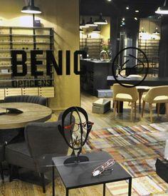 在Benic Opticiens創新的獨立唱片公司