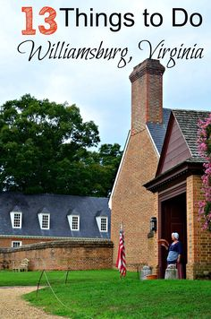 Whether you're visiting Williamsburg for the first time or live in the area, there is a abundance of activities and places to see. The city is bursting history, fun and excitement. Below are a few of my family's favorite things to do in Williamsburg, Virginia USA.