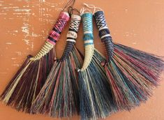 Rooster Tail Brooms - Laffing Horse