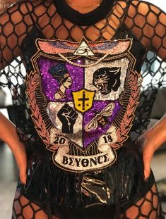 Beyoncé Coachella BeyChella 2018 Outfit