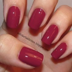 Loving this for summer---> Orly Terra Mauve