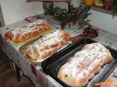 Vánočka French Toast, Bread, Breakfast, Food, Morning Coffee, Eten, Bakeries, Meals, Breads