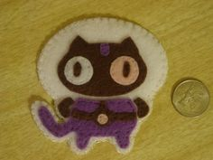 Cookie Cat Patch Steven Universe Fan Art by HorriblyPrecious on Etsy