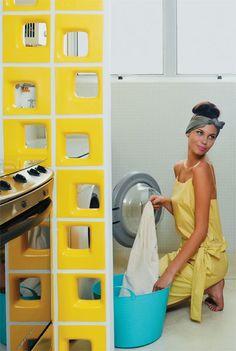 Cobogós fashion: cores, modelos e novos usos do elemento vazado - Casa