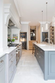 Habitually Chic® » Humphrey Munson Dream Kitchen