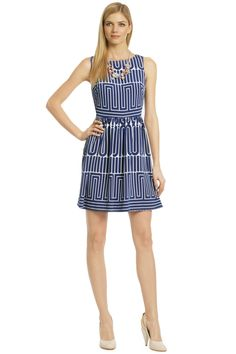 Rent Walk Like An Egyptian Dress by Trina Turk for $30 - $45 only at Rent the Runway.