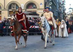 La Cavalcata dei Magi multietnica - Firenze