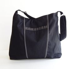Hey, I found this really awesome Etsy listing at https://www.etsy.com/listing/191843764/sale-black-canvas-bag-purse-tote