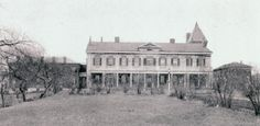 The earliest known photo of the Home of the Friendless in St. Louis. Established by Charlotte Charless in 1853, the home offered refuge to women over 50 who were alone, without family and without financial support. Women found a clean and welcoming place to live. Long before Social Security or state assistance, many women had few alternatives but to turn to charities. The Home of the Friendless, also known as the Charless Home, continued as an independent entity until 2006.