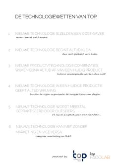 De Technologiewetten van TOP by Wouter de Heij via slideshare How To Apply, Movies, Top, Films, Cinema, Movie, Film, Movie Quotes, Movie Theater