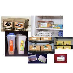 Identa-Label Storage Identification System