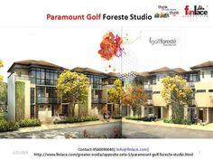 Paraunt Golf Foreste Studio Apartment by manisha1 via authorSTREAM
