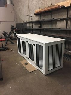 Dog Crate,Console Table,Media Center