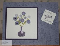 Bright Blossoms by Call-me-Kate - Cards and Paper Crafts at Splitcoaststampers