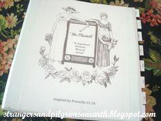 """She Planteth"" ~ An Inspirational Gardening Journal Printable"