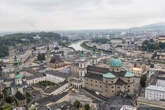 What to see in Salzburg: A self-guided walking tour around Salzburg's Old Town. Photos and tips for visiting Salzburg's historic centre.